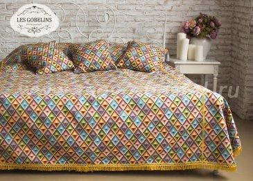 Покрывало на кровать Kaleidoscope (230х230 см) - интернет-магазин Моя постель