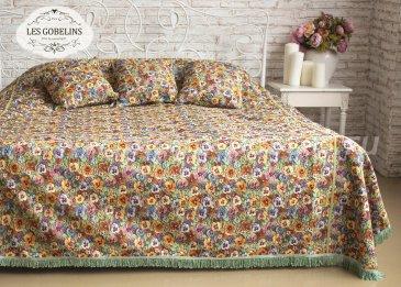 Покрывало на кровать Fleurs De Jardin (230х230 см) - интернет-магазин Моя постель