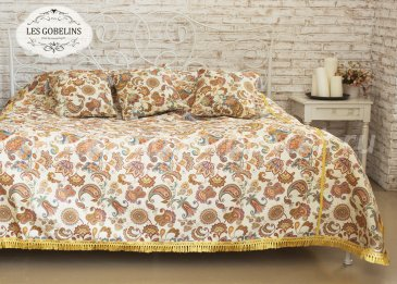 Покрывало на кровать Ete Indien (260х270 см) - интернет-магазин Моя постель