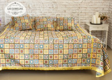 Покрывало на кровать Labyrinthe (240х230 см) - интернет-магазин Моя постель