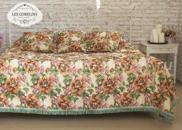 Покрывало на кровать Pivoines (260х270 см) - интернет-магазин Моя постель