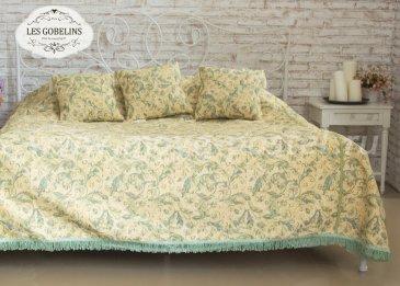 Покрывало на кровать Jeune Verdure (220х220 см) - интернет-магазин Моя постель