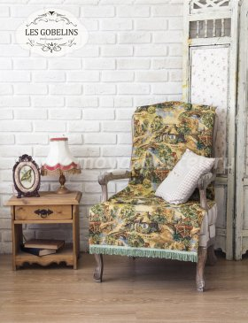 Накидка на кресло Provence (80х170 см) - интернет-магазин Моя постель