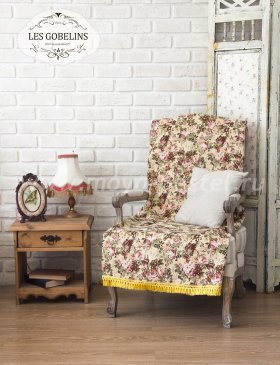 Накидка на кресло Bouquet Francais (50х180 см) - интернет-магазин Моя постель