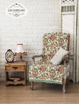 Накидка на кресло Art Floral (80х180 см) - интернет-магазин Моя постель