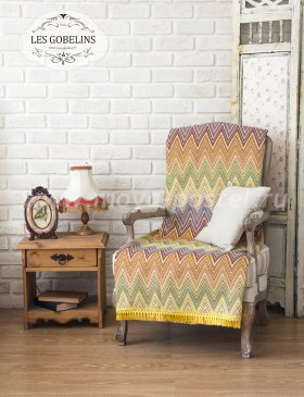 Накидка на кресло Cordillere (70х180 см) - интернет-магазин Моя постель