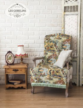 Накидка на кресло Jardin D'Eden (80х160 см) - интернет-магазин Моя постель