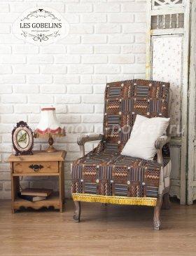 Накидка на кресло Mexique (100х130 см) - интернет-магазин Моя постель