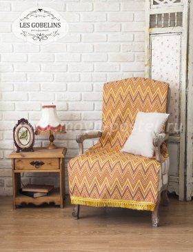 Накидка на кресло Zigzag (100х130 см) - интернет-магазин Моя постель