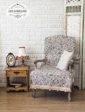 Накидка на кресло Saupoudrer De Roses (90х150 см) - интернет-магазин Моя постель