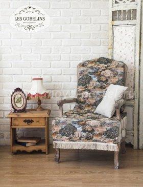 Накидка на кресло Paysage Du Parc (70х150 см) - интернет-магазин Моя постель