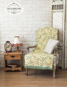 Накидка на кресло Jeune Verdure (80х160 см) - интернет-магазин Моя постель