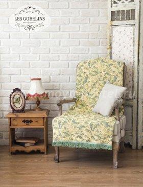 Накидка на кресло Jeune Verdure (100х150 см) - интернет-магазин Моя постель