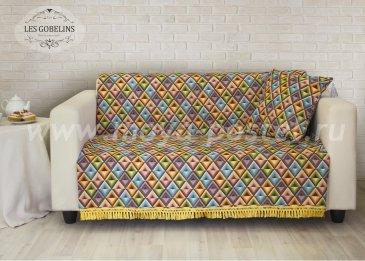 Накидка на диван Kaleidoscope (150х220 см) - интернет-магазин Моя постель