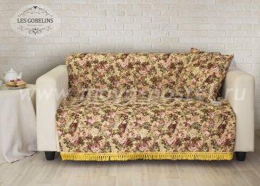 Накидка на диван Bouquet Francais (130х230 см) - интернет-магазин Моя постель