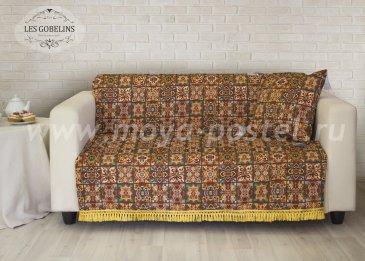 Накидка на диван Mosaique De Fleurs (130х220 см) - интернет-магазин Моя постель