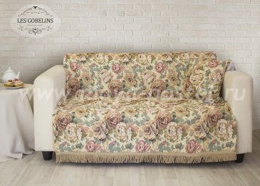 Накидка на диван Fleurs Hollandais (140х230 см) - интернет-магазин Моя постель