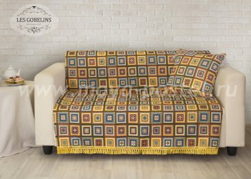 Накидка на диван Labyrinthe (130х200 см) - интернет-магазин Моя постель