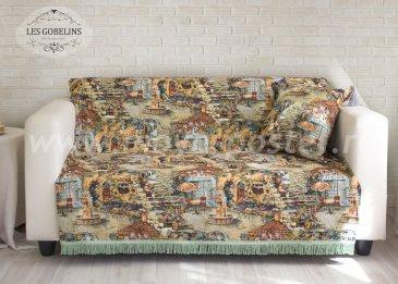 Накидка на диван Jardin D'Eden (160х160 см) - интернет-магазин Моя постель