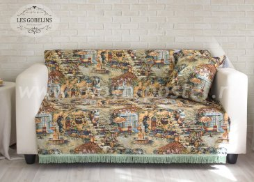 Накидка на диван Jardin D'Eden (140х180 см) - интернет-магазин Моя постель