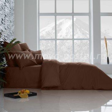Постельное белье Perfection: Темный Шоколад (семейное) в интернет-магазине Моя постель