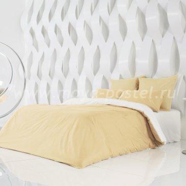 Постельное белье Цвет: Солнечный Абрикос + Нероли (1,5 спальное) в интернет-магазине Моя постель