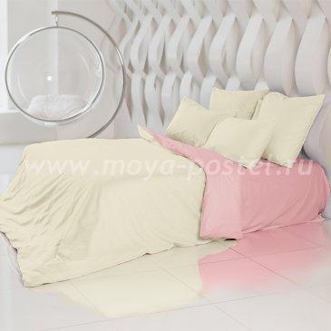 Постельное белье Perfection: Ветка Ванили + Цветок Сакуры (1,5 спальное) в интернет-магазине Моя постель