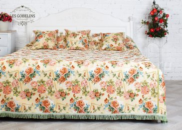 Покрывало на кровать Rose delicate (160х220 см) - интернет-магазин Моя постель