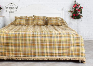 Покрывало на кровать Cellule vindzonskaya (260х230 см) - интернет-магазин Моя постель