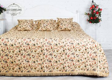 Покрывало на кровать Fleurs anglais (240х220 см) - интернет-магазин Моя постель