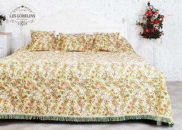 Покрывало на кровать Humeur de printemps (230х230 см) - интернет-магазин Моя постель
