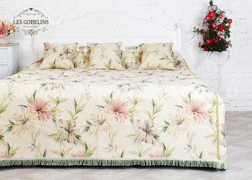 Покрывало на кровать Perle lily (120х220 см) - интернет-магазин Моя постель