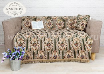 Накидка на диван 12 Chaises (140х210 см) - интернет-магазин Моя постель
