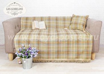 Накидка на диван Cellule vindzonskaya (130х210 см) - интернет-магазин Моя постель