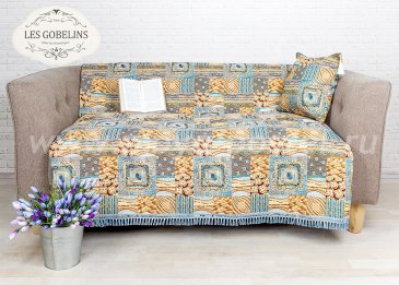 Накидка на диван Patchwork (160х210 см) - интернет-магазин Моя постель