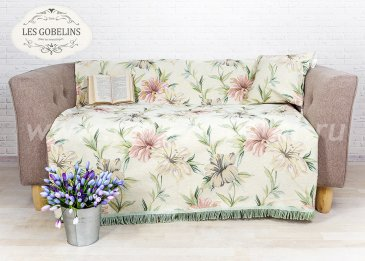 Накидка на диван Perle lily (130х210 см) - интернет-магазин Моя постель