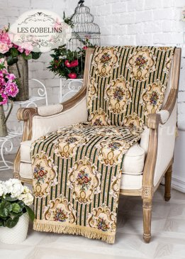 Накидка на кресло 12 Chaises (80х120 см) - интернет-магазин Моя постель