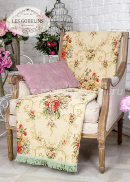 Накидка на кресло Loire (90х190 см) - интернет-магазин Моя постель