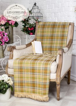 Накидка на кресло Cellule vindzonskaya (70х170 см) - интернет-магазин Моя постель