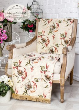 Накидка на кресло Anglais bell (50х170 см) - интернет-магазин Моя постель