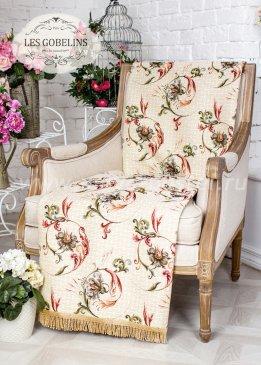 Накидка на кресло Anglais bell (90х170 см) - интернет-магазин Моя постель
