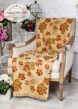 Накидка на кресло Boston Waltz (100х200 см) - интернет-магазин Моя постель