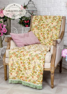 Накидка на кресло Humeur de printemps (100х130 см) - интернет-магазин Моя постель