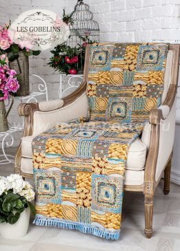 Накидка на кресло Patchwork (100х190 см) - интернет-магазин Моя постель