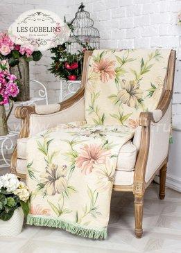 Накидка на кресло Perle lily (80х160 см) - интернет-магазин Моя постель