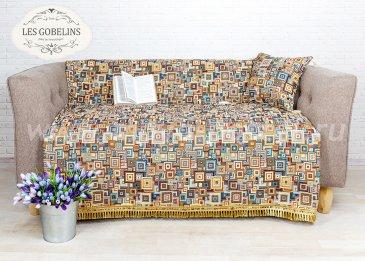 Накидка на диван Collage geometrique (140х180 см) - интернет-магазин Моя постель
