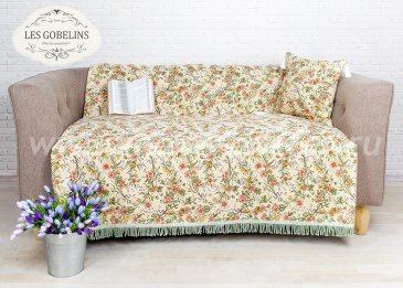 Накидка на диван Humeur de printemps (140х160 см) - интернет-магазин Моя постель