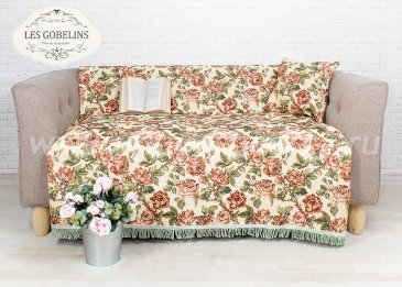 Накидка на диван Rose vintage (130х160 см) - интернет-магазин Моя постель