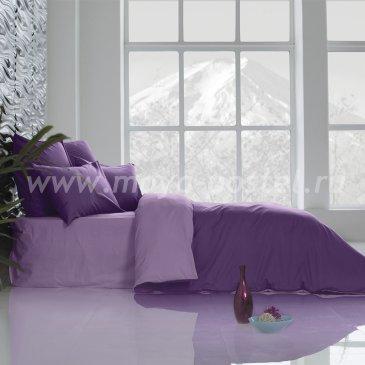 Постельное белье Perfection: Ультрафиолетовый+ Розовая Лаванда (1,5 спальное) в интернет-магазине Моя постель