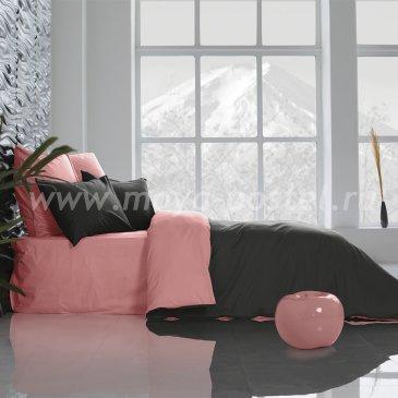 Постельное белье Perfection: Уголь + Цветок Сакуры (2 спальное) в интернет-магазине Моя постель